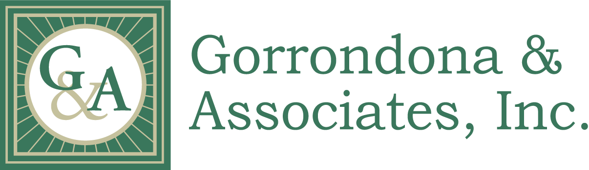 Gorrondona & Associates, Inc. Retina Logo