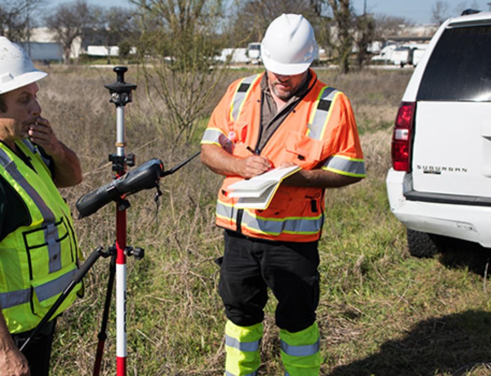 Survey and GIS Technicians