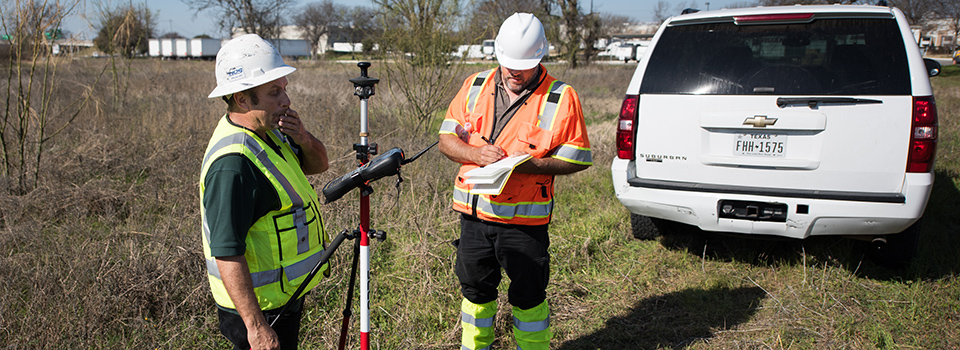 Survey and GIS Technicians